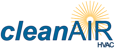 Clean Air HVAC Logo